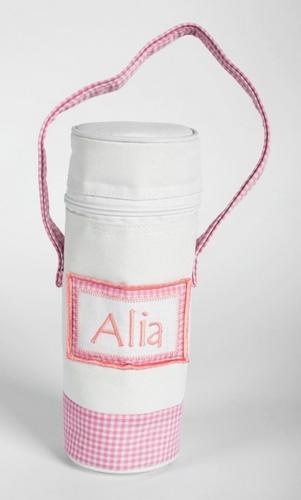 Personalised Milk Bottle Warmer/Cooler for Girls