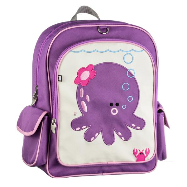 Beatrix NY Big Kid Backpack - Penelope the Octopus