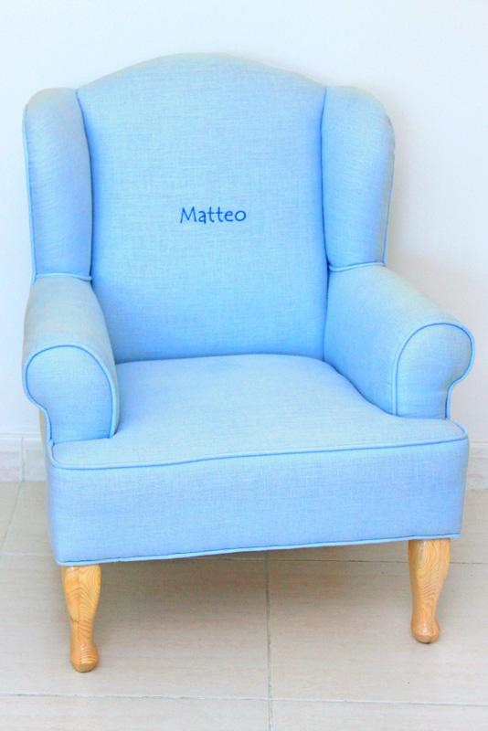 Personalised  Childrens' Arm Chair
