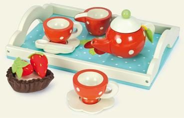 Le Toy Van Honeybake teaset