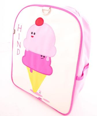 Beatrix NY's Little Kids Backpack Dolce and Panna