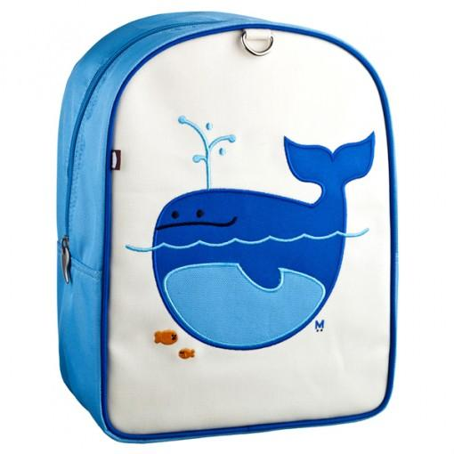 Beatrix NY's Little Kid Backpack - whale