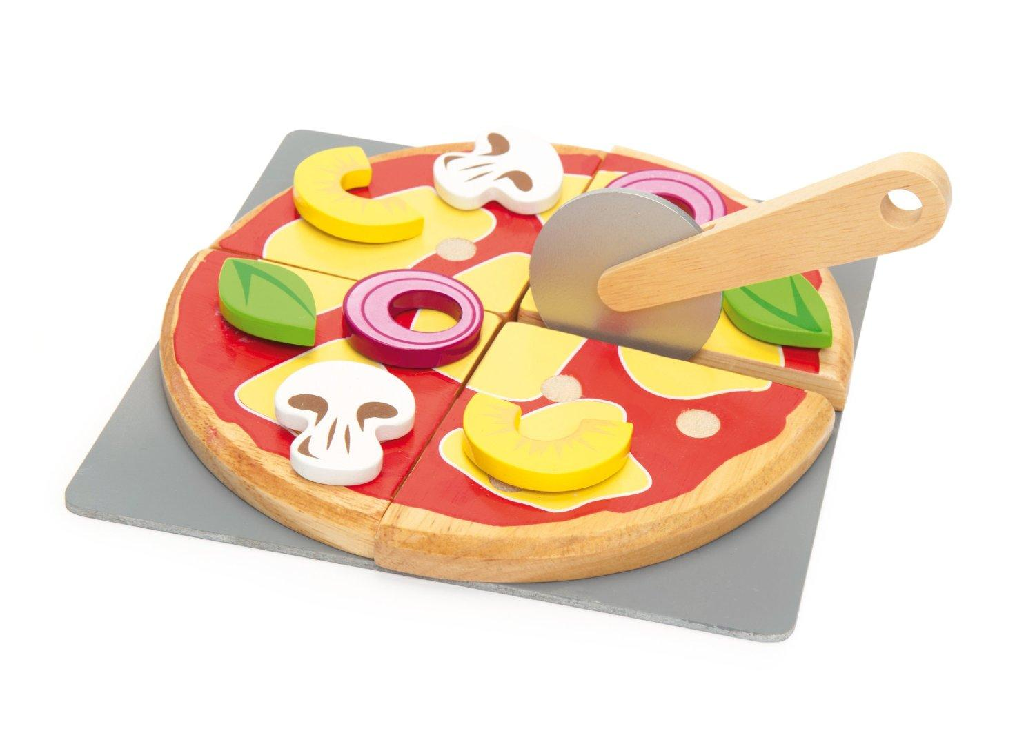 Le toy Van- Honeybake Create your own Pizza