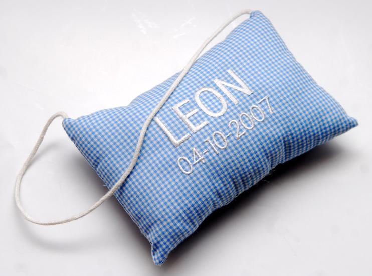 Personalised Door Sign Pillow