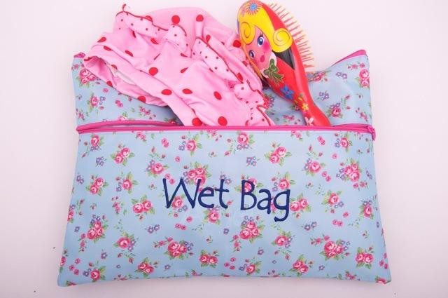 Personalised Child's Water proof kit bag